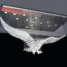 large led chandelier wonderful modern led chandeliers large size bird design modern led crystal chandelier light large led chandelier
