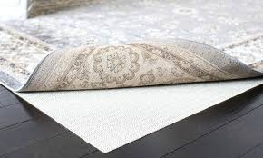 best rug pad for laminate