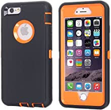 Black iPhone 6 Shockproof Case - Amazon.com