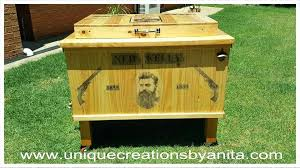 building a wooden cooler box how to make a patio cooler
