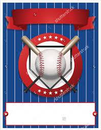Baseball Brochure Template 16 Baseball Flyer Templates Psd Ai Vector Eps Free