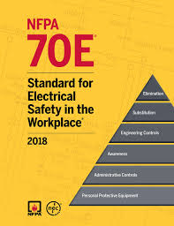 Nfpa 70e Ppe Chart 2017 2018 Nfpa 70e Standard For Electrical Safety In The