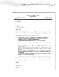 Cover Letter For Application Impressive Resume Cover Letter Format Templates