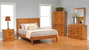 Stunning Solid Wooden Bedroom Furniture With Bedroom Designs Solid