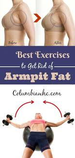this best armpit fat exercises to get rid of underarm fat fast will aim to tone