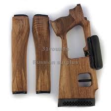 svd tigr walnut set leather cheek riser 1 800x800 jpg