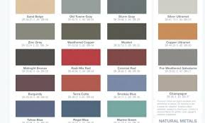 Galvalume Metal Roofing Colors 3dfilmizle Co