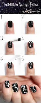 Constellation Nails and Tutorial Inspired by Nail'd It! : All ...