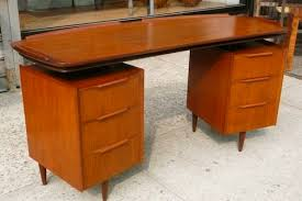 mid century office furniture. stylish mid century modern office desk cosy furniture imposing decoration