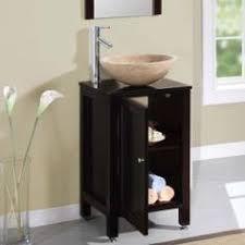 small vessel sink vanity. Brilliant Vanity Silkroad 19 Inch Single Vessel Sink Bathroom Vanity Is Attractive  Countertop Mounted Vessel Sink Vanity An Impressive Addition To Your Bathroom Intended Small O
