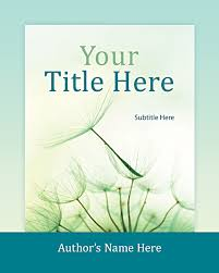 book cover design template 8