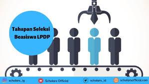Hasil gambar untuk proses seleksi lpdp