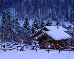 Snowfall Wallpapers - Top Free Snowfall ...