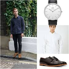 the best mini st watches for men the idle man mens outfit grid dress watch
