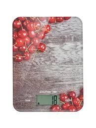 <b>Кухонные весы</b> PKS 1046DG Cherry <b>Polaris</b> 4985107 в интернет ...