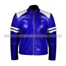 men blue biker jacket with white stripes 700x700 jpg