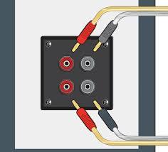 bi wiring speakers solidfonts speaker bi wiring solidfonts bi wiring speakers diagrams electrical on amp diagram