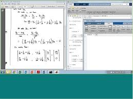 solving simultaneous equations in matlab