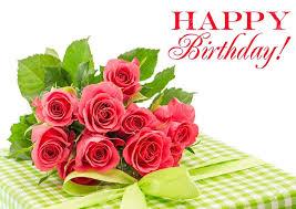 Resultado de imagen para feliz cumpleaños con flores