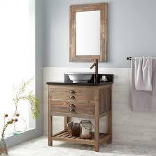 reclaimed wood bathroom mirror. Reclaimed Wood Bathroom Mirror Frame L