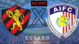 Futebol AO VIVO: Assistir Sport x Afogados - Campeonato Pernambucano
