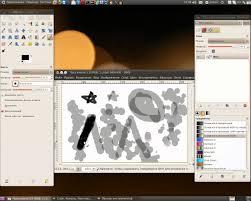 Графический редактор gimp Урок Кисть карандаш и ластик  Графический редактор gimp Урок 7 Кисть карандаш и ластик