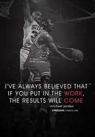 Michael Jordan Quotes About Hard Work ...