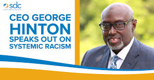 CEO George Hinton Speaks Out on Systemic Racism | Social ...