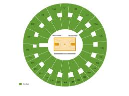 Cincinnati Bearcats Basketball Seating Chart Charles Koch Arena Seating Chart And Tickets