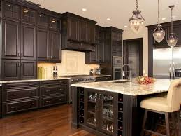 Custom black kitchen cabinets Different Color Island Custom Built Kitchen Cabinets Black Brown Kitchen Small Kitchens With White Cabinets Black Kitchen Wall Units Black Kitchen Walls Cheaptartcom Custom Built Kitchen Cabinets Black Brown Kitchen Small Kitchens