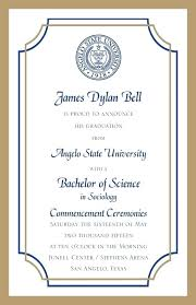 commencement invitations masters degree graduation invitations related post party