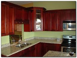 wood colored paintHow to Coordinate Paint Color with Kitchen Colors with Cherry