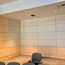 fabric wall panels office on walls ideas bedroom eurekahouseco fabulous wood home theater covering plastic track how