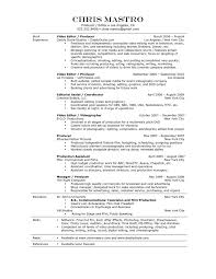 Assistant Editor Resume Copy Editor Resume Sample Copy Editor Resume Editor Resume Skills 6