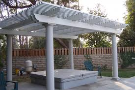 free standing aluminum patio cover. How To Make Freestanding Patio Cover Covers Ocean Pacific A Build Covered Yourself Free Standing Aluminum
