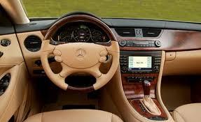 Cls 500 Mercedes 2012 Spy