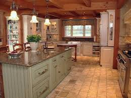 natural materials create farmhouse kitchen design farmhouse