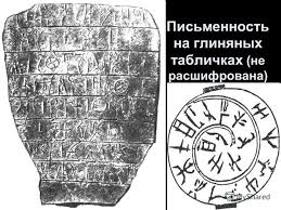 Презентация на тему КОНТРОЛЬНАЯ НЕДЕЛЯ не забудьте сдать тетради  10 Письменность на глиняных табличках не расшифрована
