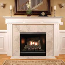 empire tahoe deluxe clean face direct vent gas fireplace with remote ready millivolt controls 36 inch