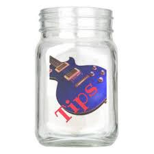 Tip Mason Jars Zazzle