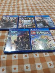 Ps4 games bundle - Games ...