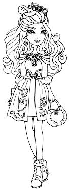 Free Printable Ever After High Coloring Pages: Darling Charming ...