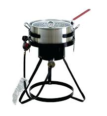 turkey deep fryer canadian tire outdoor gas new chard qt propane aluminum fish cooker outside
