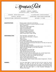 Resume Front Desk Receptionist Memo Example