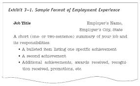 Resume Title Examples Best Title For Resume Mkma