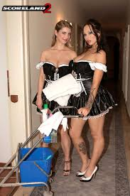 Top latina porn The Busty Maids Of Hooter Hotel