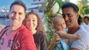 Oyuncu Bekir Aksoy, eşi ve 8 aylık bebeği korona oldu! - Magazin Haberleri