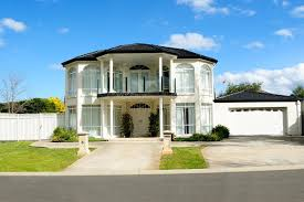 Download Contemporary And Elegant House Design Stock Photo - Image: 25897146