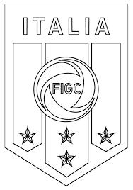 Coloriage Logo De Foot Les Beaux Dessins De Sport Imprimer Et