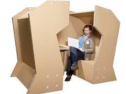 card board furniture. Cardboard Office Desk Design \u0026 Other Creative Furniture Card Board